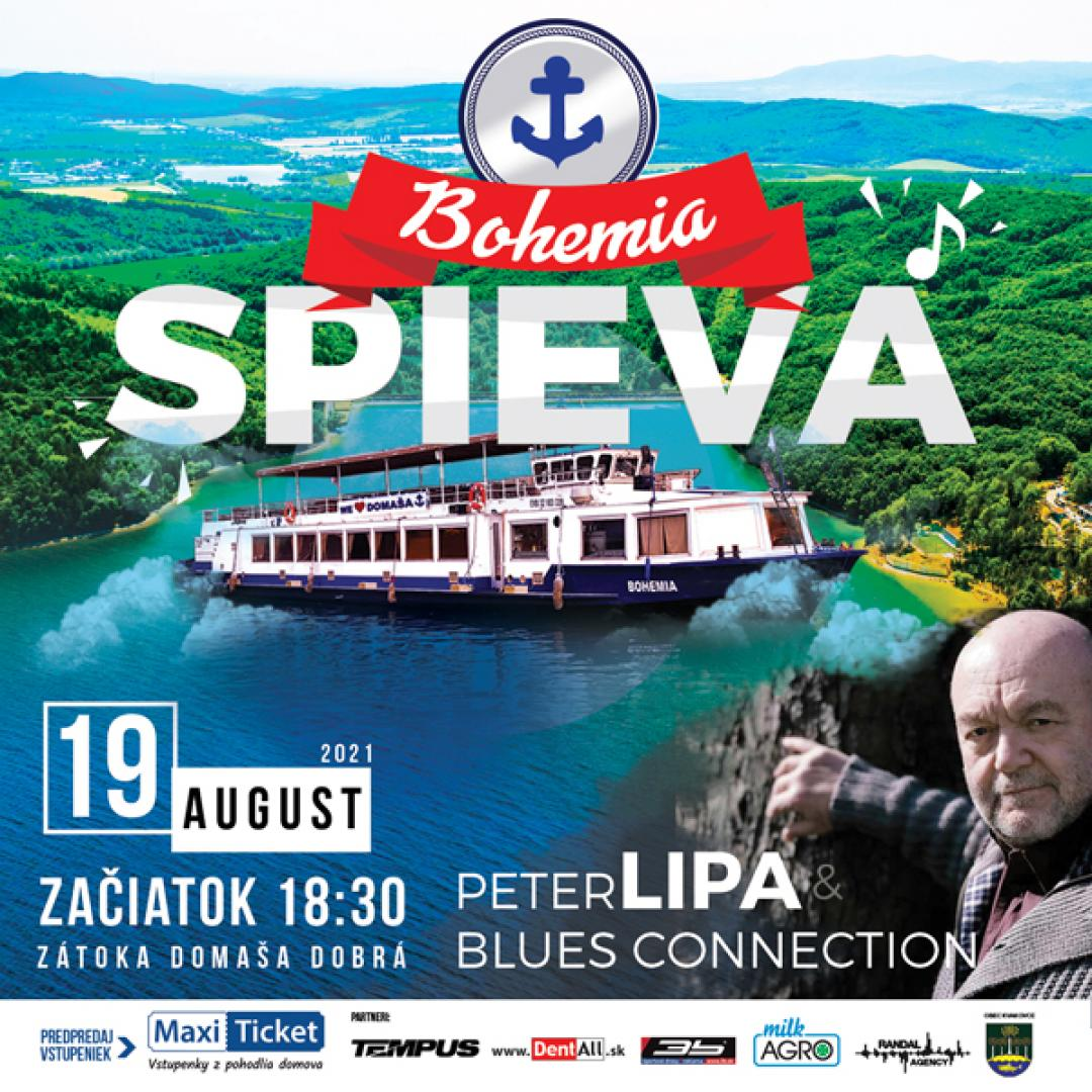 BOHEMIA SPIEVA / Peter Lipa a Blues Connection