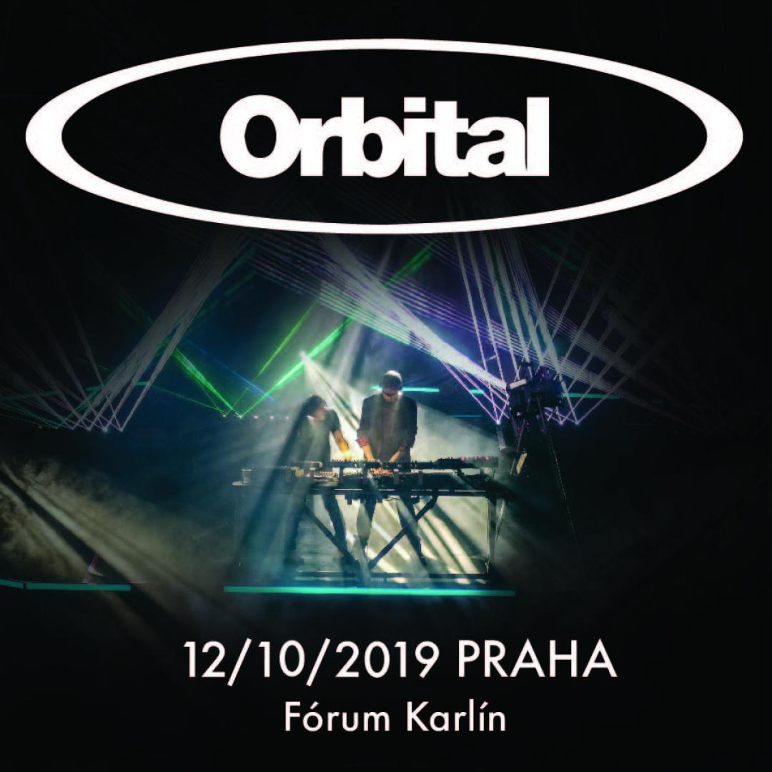 Orbital (UK) / Praha