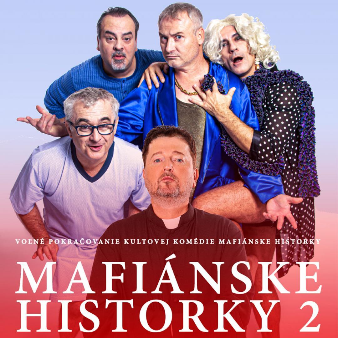 Mafiánske historky 2 – Csabova pomsta / Trenčín