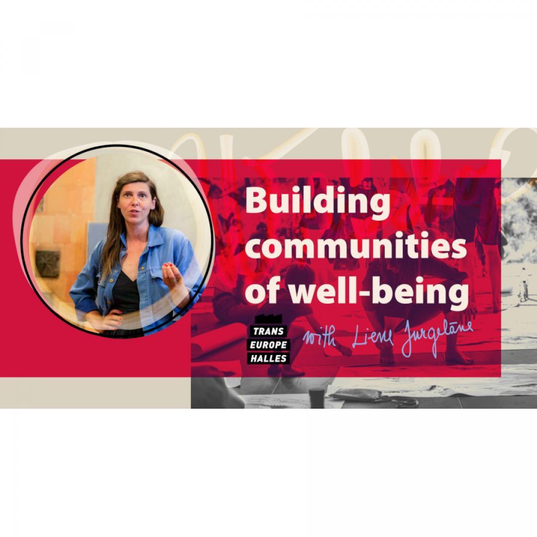 Workshop: Building communities of well-being