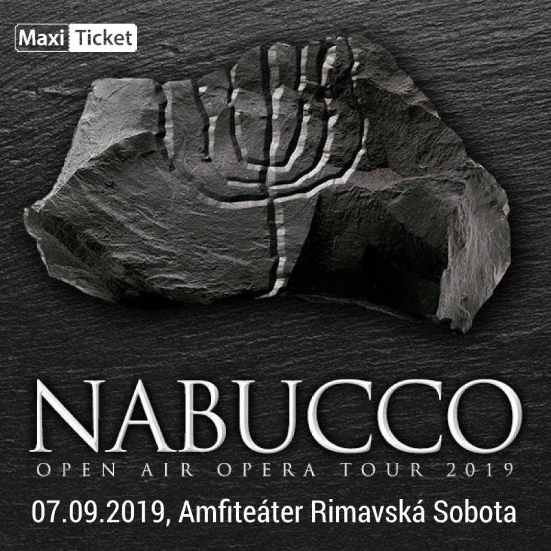 Nabucco Openair tour 2019, Rimavská Sobota
