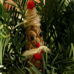 Výroba vianočných ozdôb