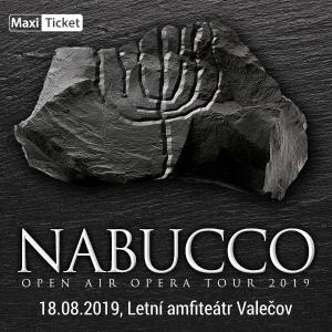 Nabucco Openair tour 2019, Valečov