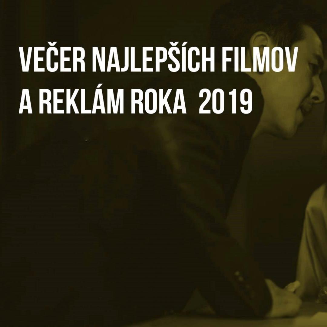 Večer najlepších filmov a reklám roka 2019 / Nitra