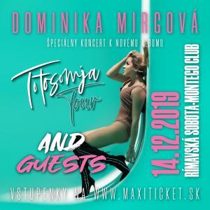 Dominika Mirgová Totosomja Tour / Rimavská Sobota