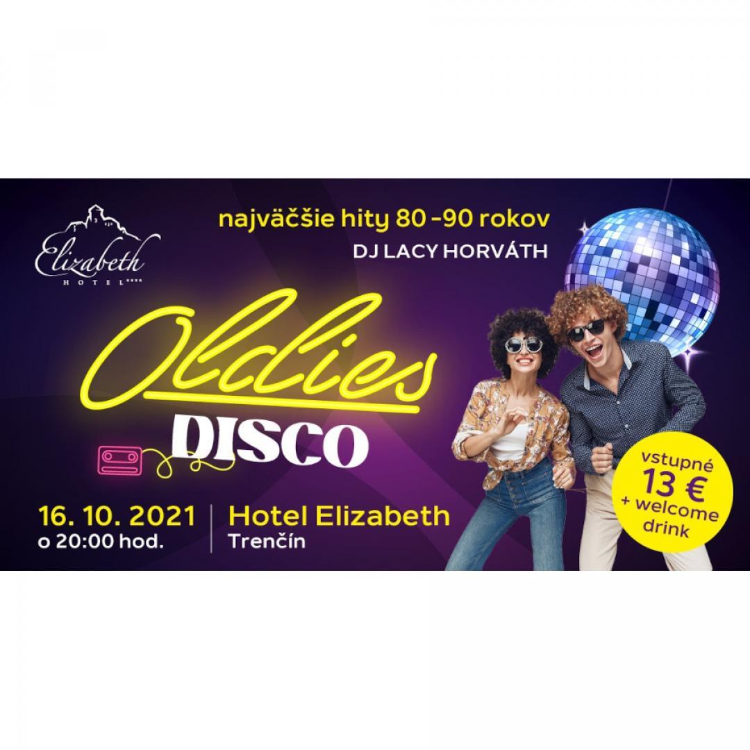 Oldies disco / najväčšie hity 80-90 rokov / DJ Lacy Horváth