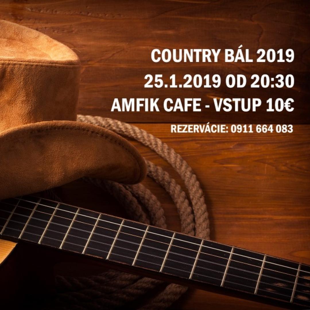 Country Bál 2019, Trnava