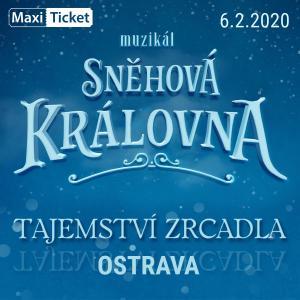 Sněhová královna - muzikál / Ostrava