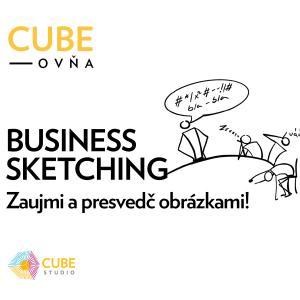 BUSINESS SKETCHING. Zaujmi a presvedč obrázkami! / Trnava