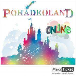 Pohádkoland 2020, Online