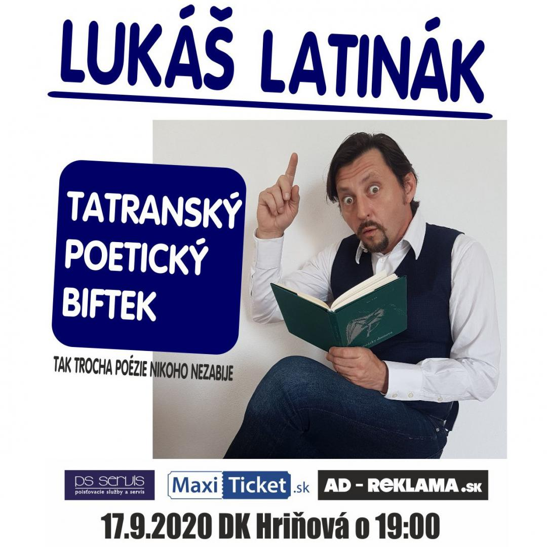 Tatranský poetický biftek / Hriňová