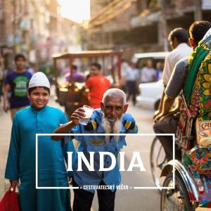 Cestovateľský večer: India  / Trnava