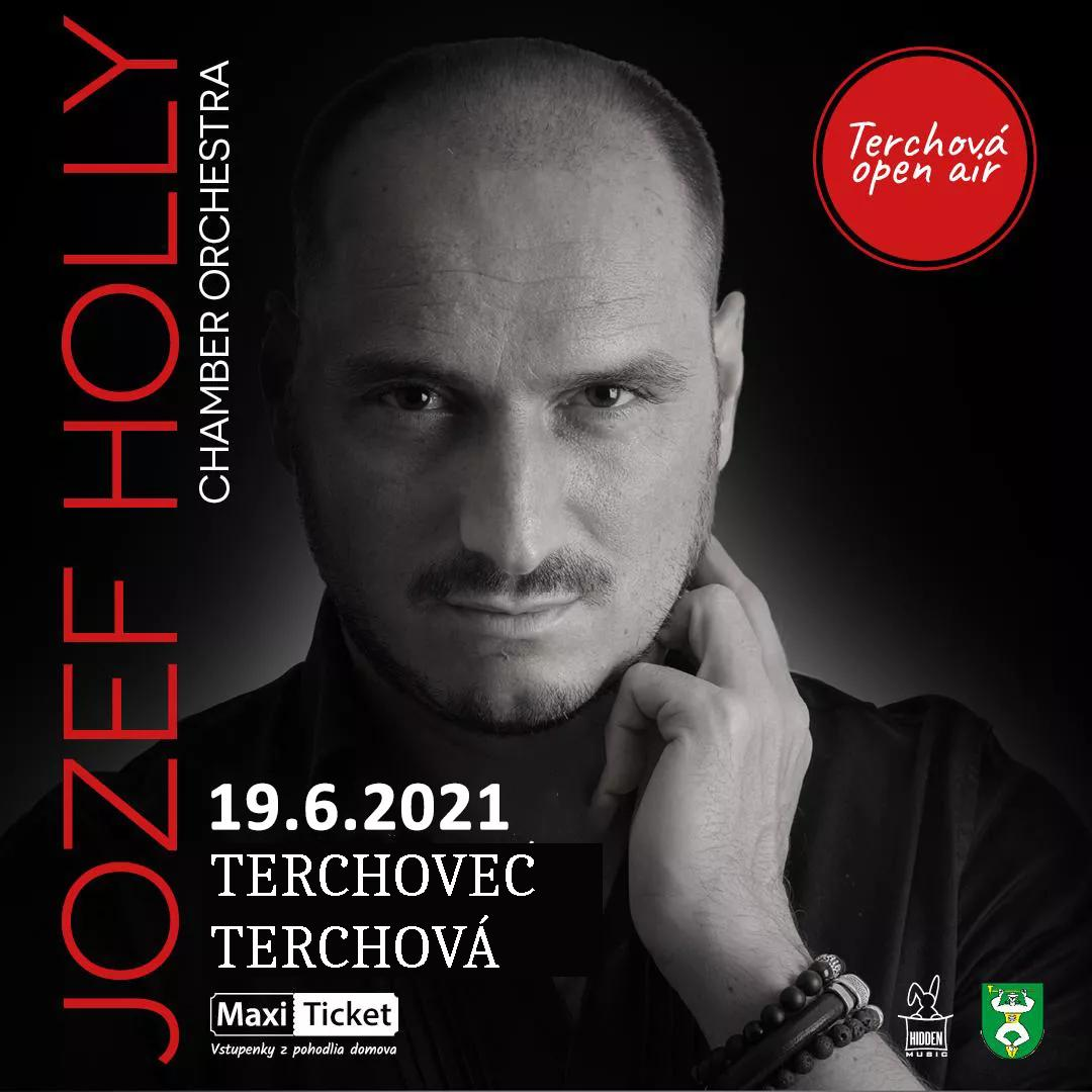 Jozef Hollý Open air Piano Show