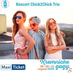 Koncert Chick2Chick Trio