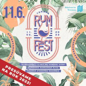 Trnava Rum Fest 2022 / Trnava