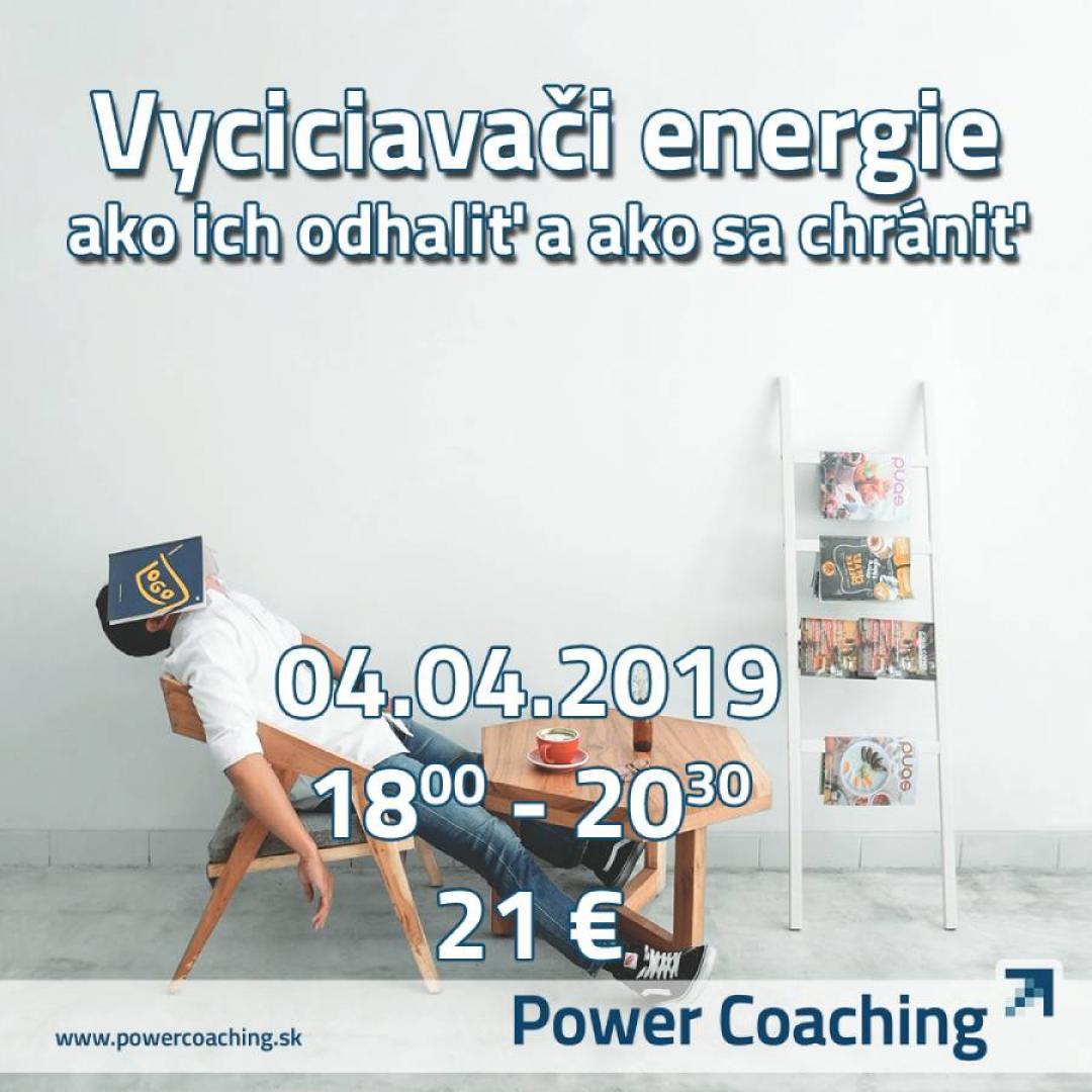 Workshop: Vyciciavači energie - ako ich odhaliť a ako sa chrániť