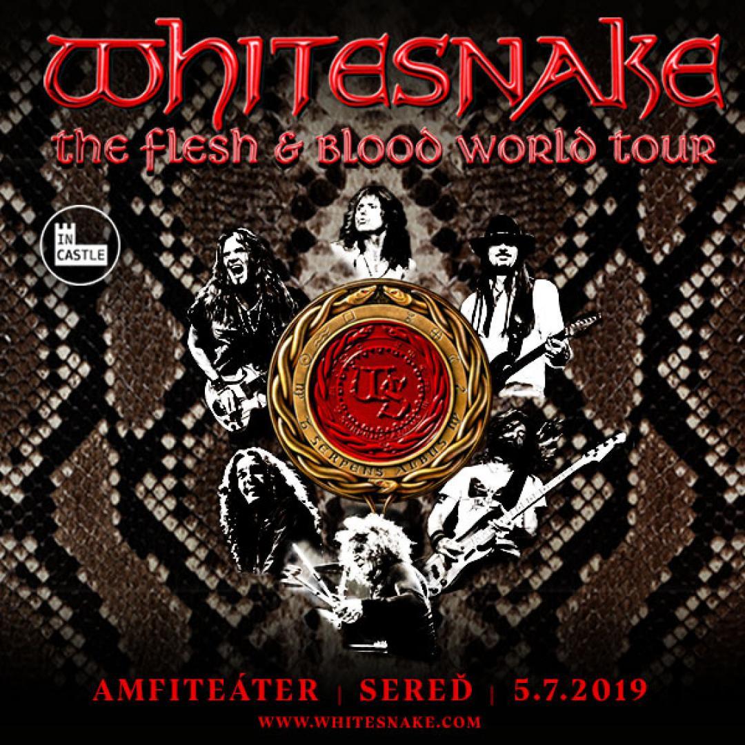 Whitesnake (UK) / In Castle 2019 / Slovensko