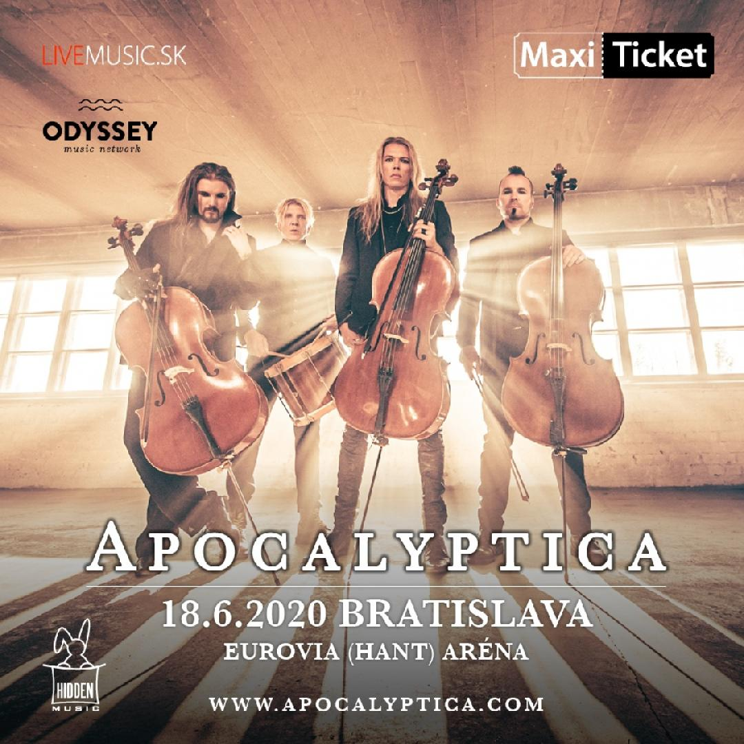 Apocalyptica (FIN)