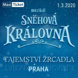 Sněhová královna - muzikál / Praha