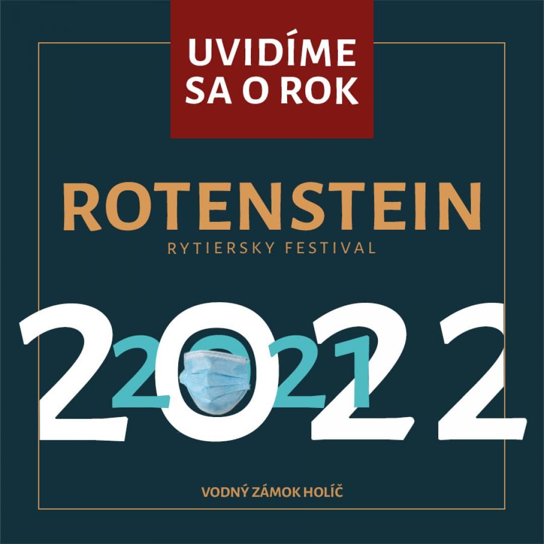 Rotenstein - Rytiersky festival 28. - 29. máj 2022