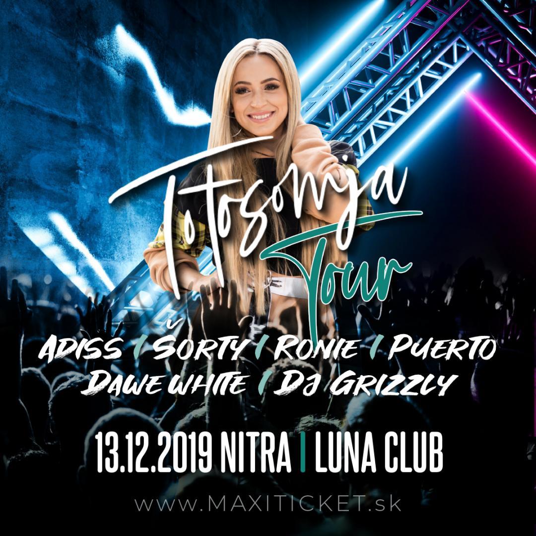 Dominika Mirgová Totosomja Tour / Nitra