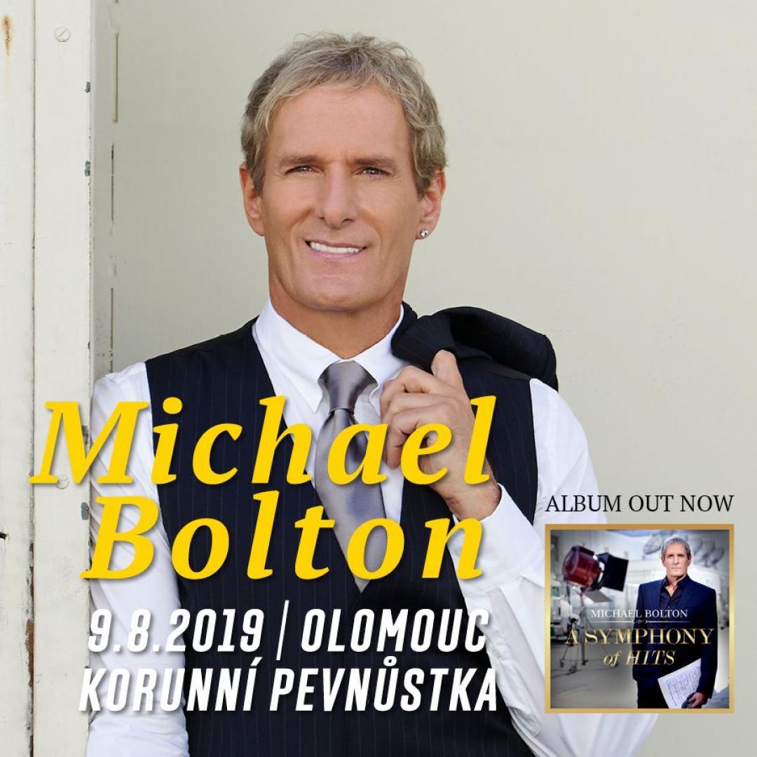 Michael Bolton (US) / Olomouc