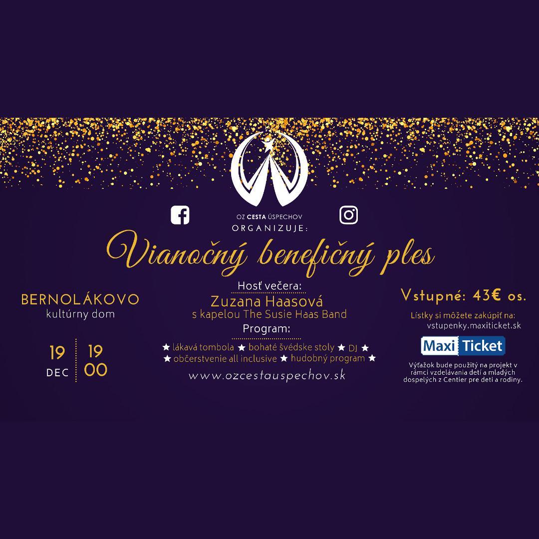 Vianočný benefičný ples / Bernolákovo