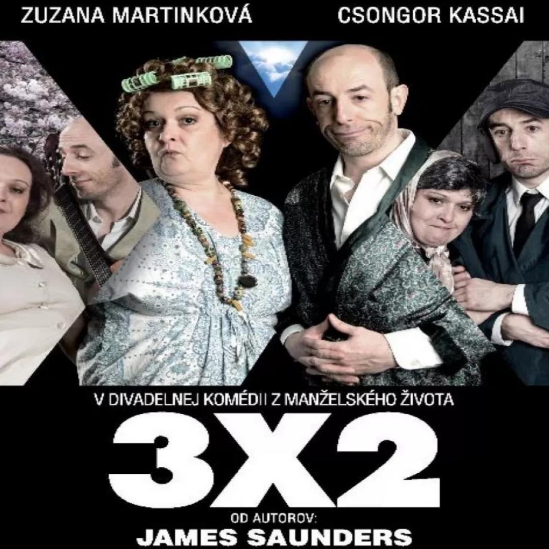 Komédia 3x2 / Lipovec