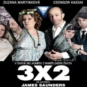 Komédia 3x2 / Trakovice