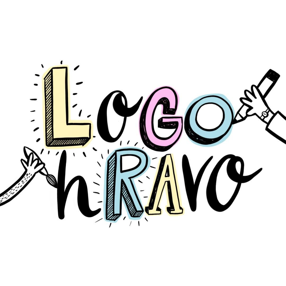 Online workshop: Logo hravo