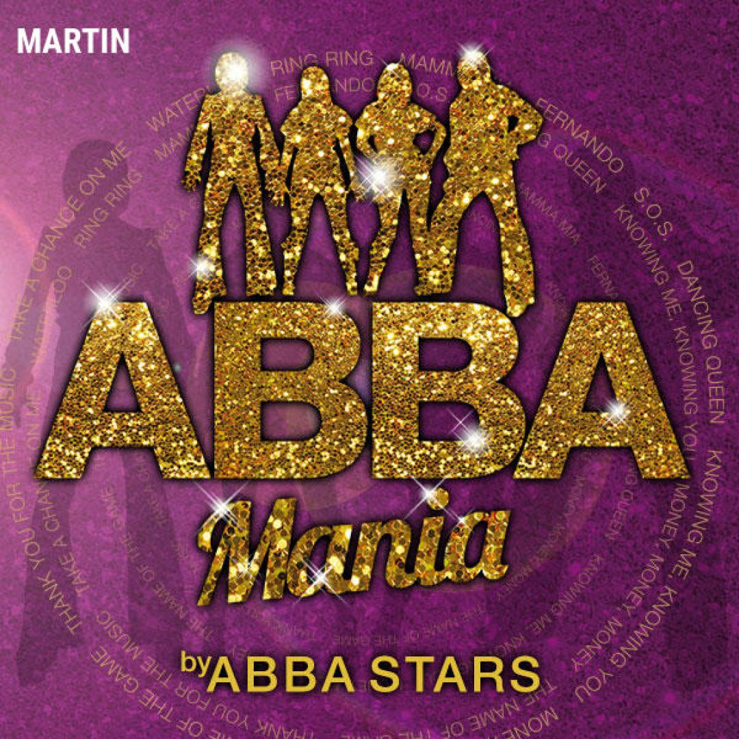 Abba Mania Tour 2019 - Abba Stars / Martin