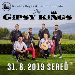 Gipsy Kings (FR) / In Castle 2019