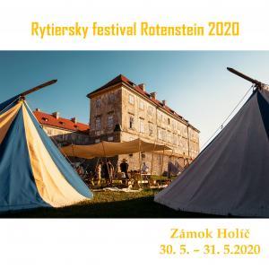 Rotenstein - Rytiersky festival 30. - 31. máj 2020