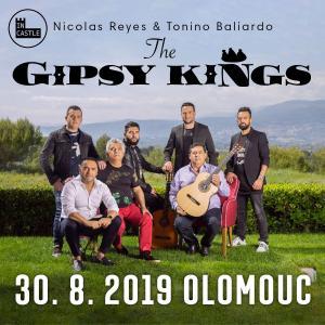 Gipsy Kings (FR) / Olomouc