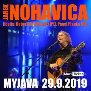 Jarek Nohavica / Myjava