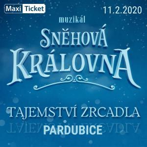 Sněhová královna - muzikál / Pardubice