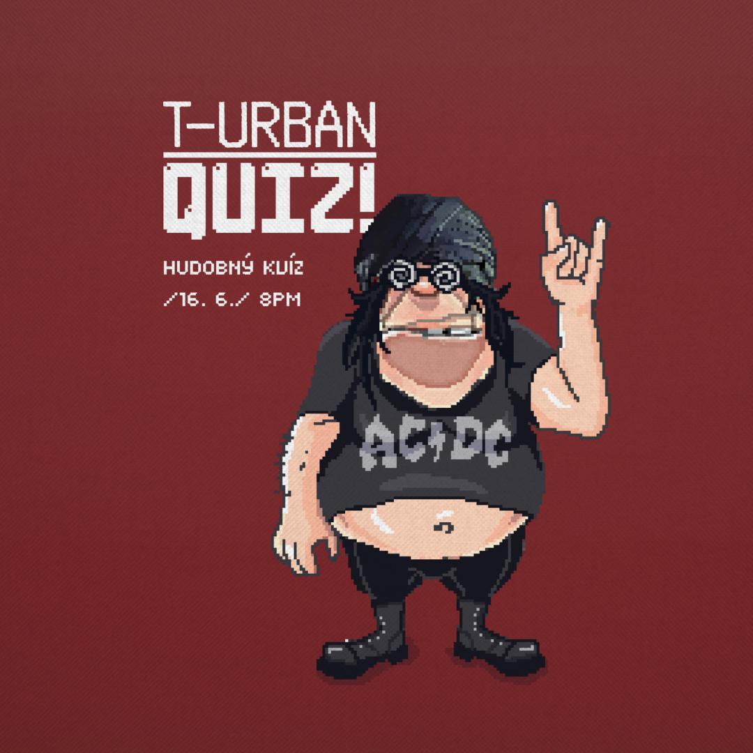 Hudobný Turban Quiz