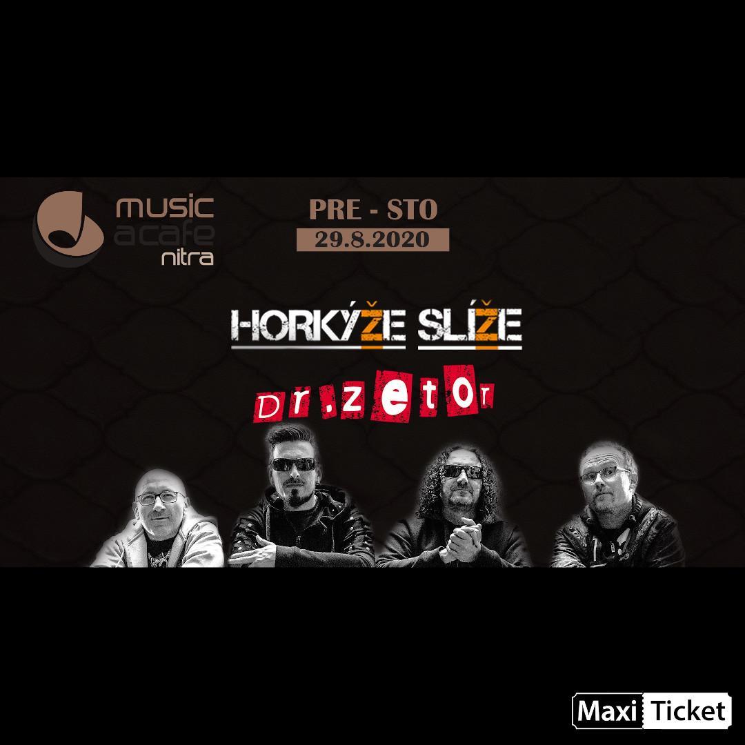 Horkyze Slize , support Dr.Zetor / Nitra