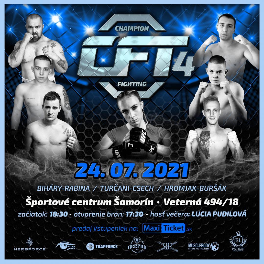 Champion Fighting 4 / Šamorín