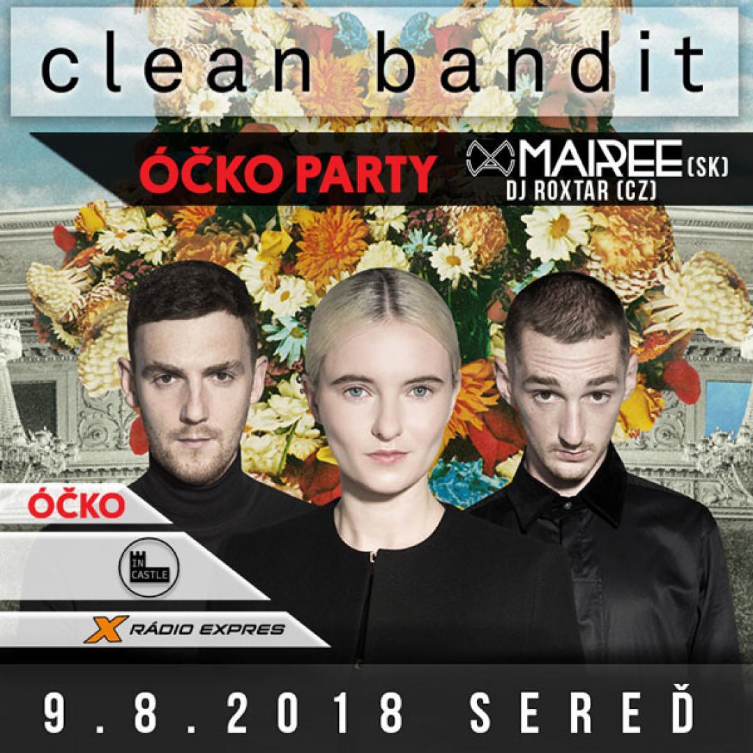 Clean Bandit (UK) + Óčko Party