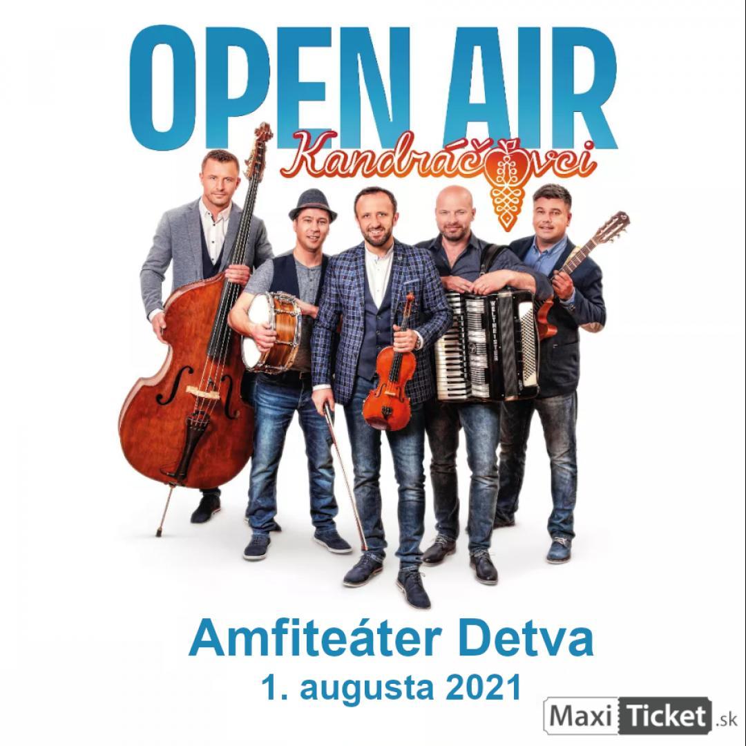 Kandráčovci Open Air 2021 - Detva