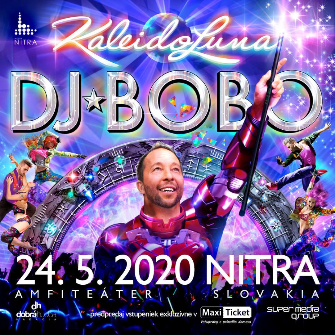 DJ BOBO - KaleidoLuna open air 2020