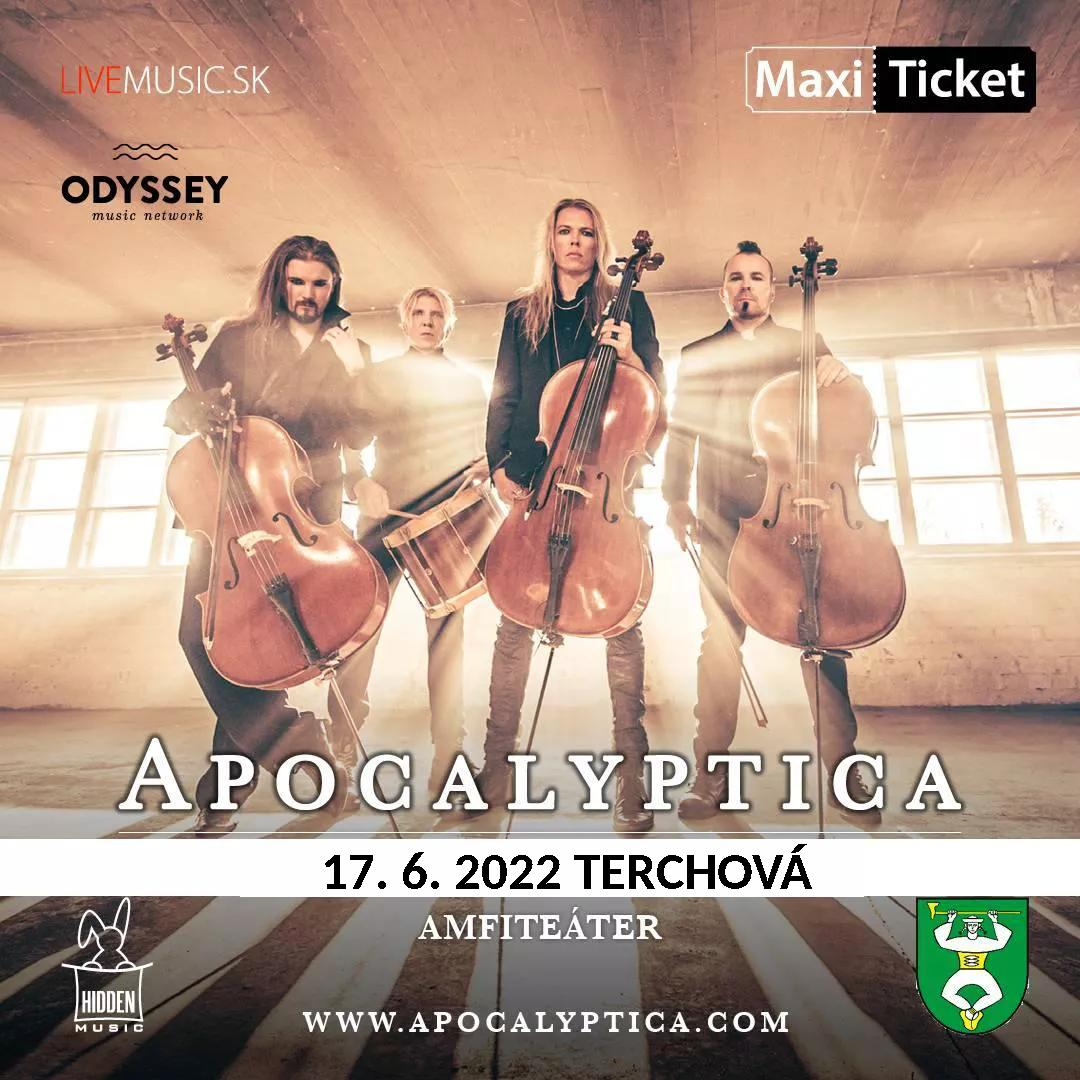 Apocalyptica (FIN) / Terchová