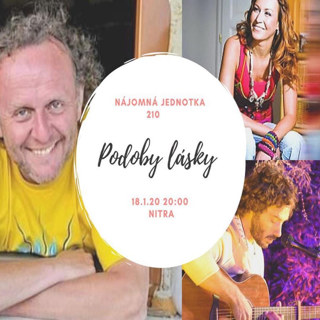 Jaroslav Dušek - Talk show PODOBY LÁSKY