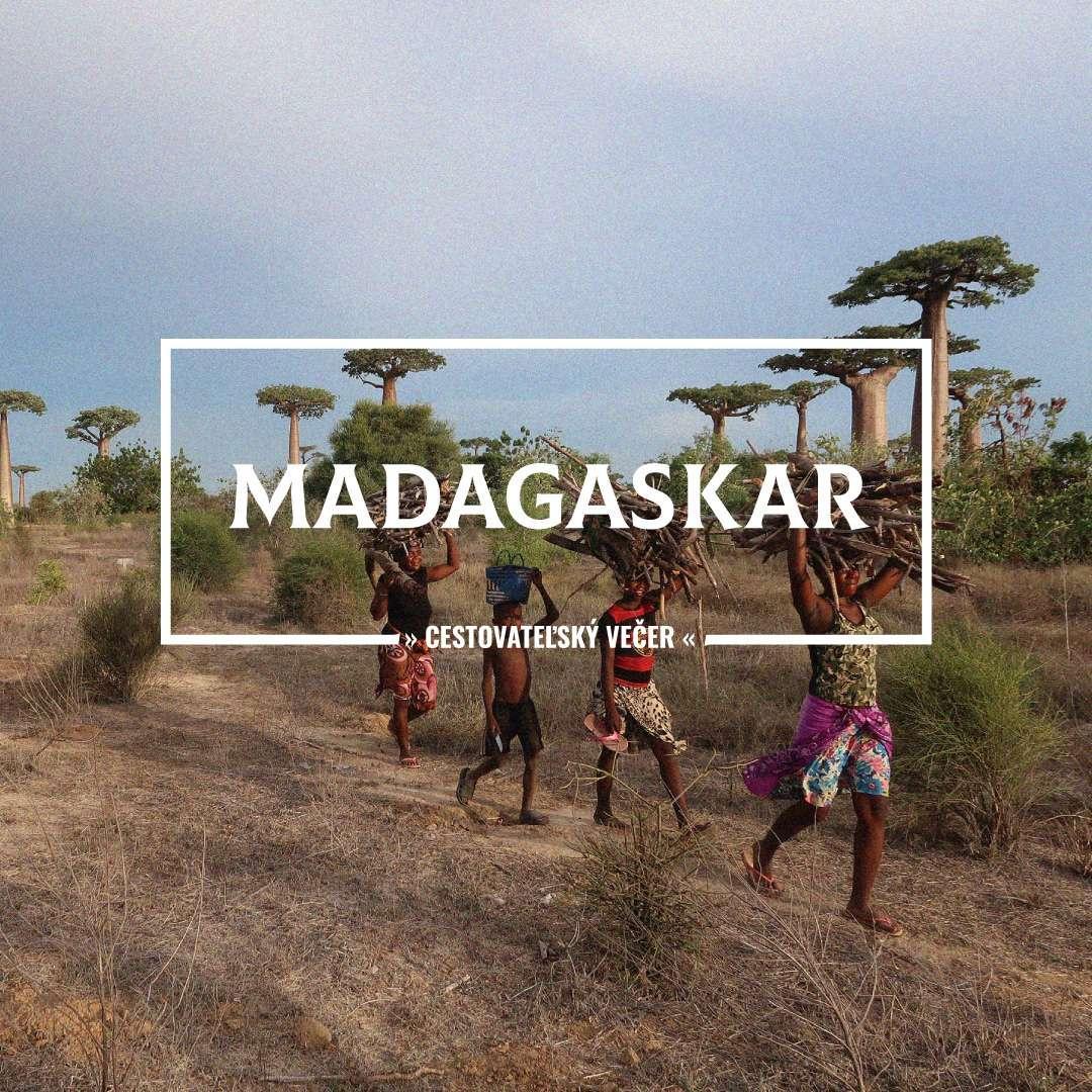 Cestovateľský večer: Chuťovky Madagaskaru
