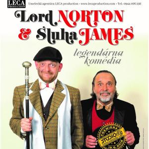 Lord Norton a sluha James (po dvadsiatich rokoch...) / Trenčín