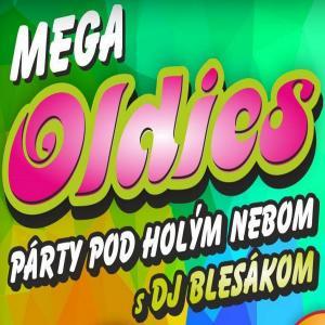 Mega Oldies Párty s DJ Blesák- Amfik letná záhrada