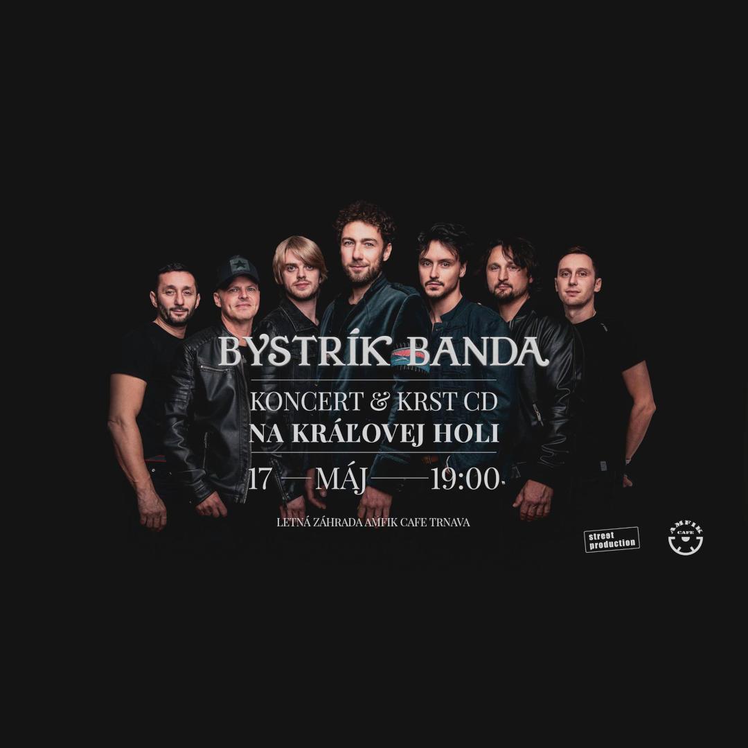 Bystrík Banda - Koncert & Krst CD