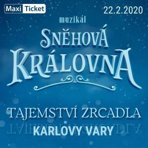 Sněhová královna - muzikál / Karlovy Vary