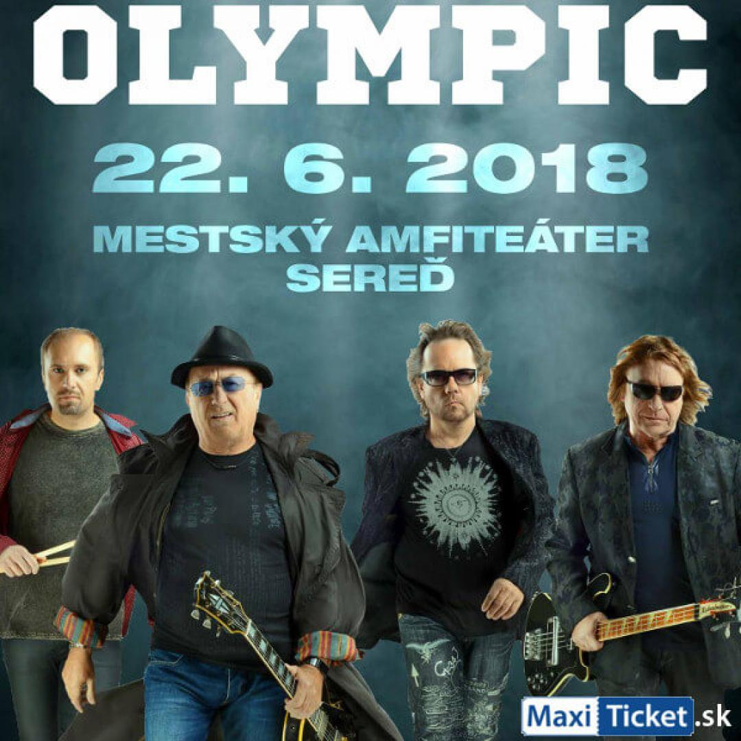 Olympic - koncert legendy